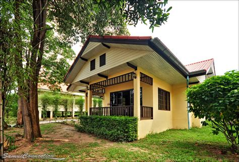 2 Bedroom House For Rent by 2 Bedroom House For Rent In Bangrak Samui Connection