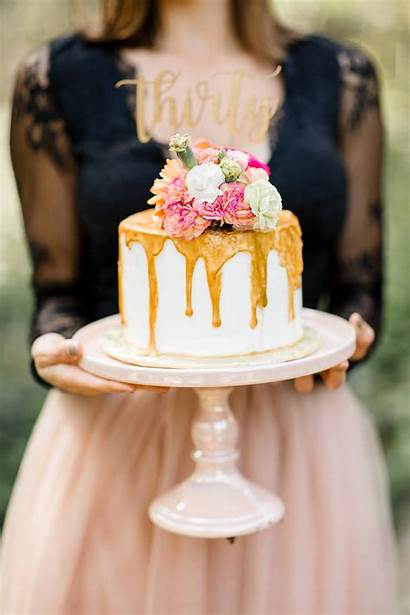 Cake Birthday 30th Shoot Smash Virginia Happy