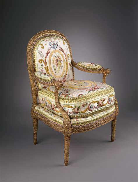 jacques gondouin armchair fauteuil  la reine french