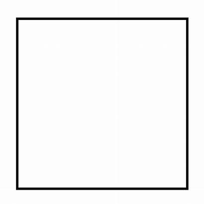 Outline Square Basic Transparent Svg Vector Vexels