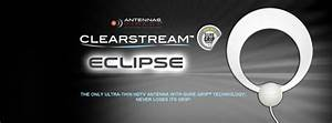 Antennas Direct Announces The Clearstream Eclipse Indoor