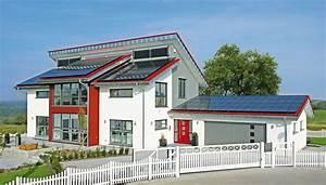 Fertighaus Amerikanischer Stil : fertighaus weiss plusenergiehaus style oberrot ~ Frokenaadalensverden.com Haus und Dekorationen