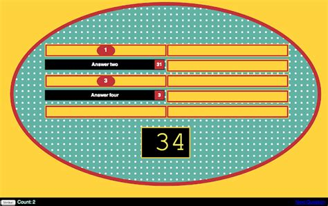 family feud template pdf free template for family feud gameover