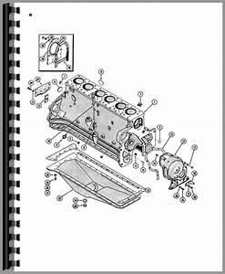 Case 930 Tractor Parts Manual