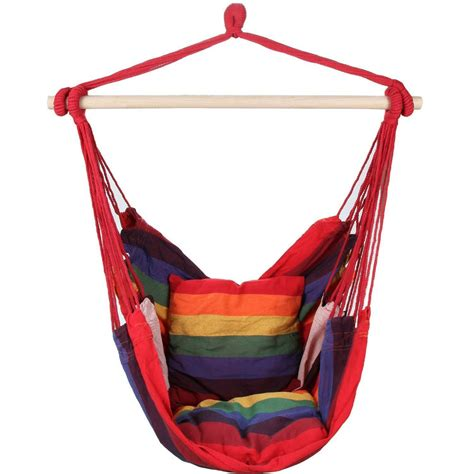 hanging rope chair swing hanging hammock chair porch swing