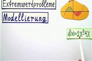 Wurzel Schriftlich Berechnen : video einfache extremwertprobleme l sen so gehen sie vor ~ Themetempest.com Abrechnung