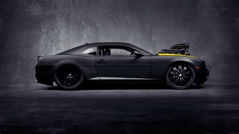 Chevrolet Camaro Black Wallpaper Image 328