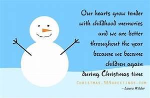 Christmas Quotes and Sayings - Christmas Celebrations