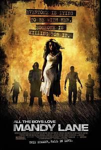 学園ホラー映画 マンディ・レイン 血まみれ金髪女子高生(All the Boys Love Mandy Lane ...