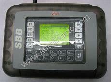 SBB SILCA Programador de Llaves Universal Versión 33
