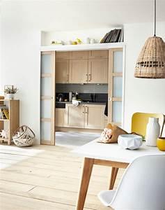 cuisine ouverte ou fermee plus besoin de choisir With fermer une cuisine ouverte
