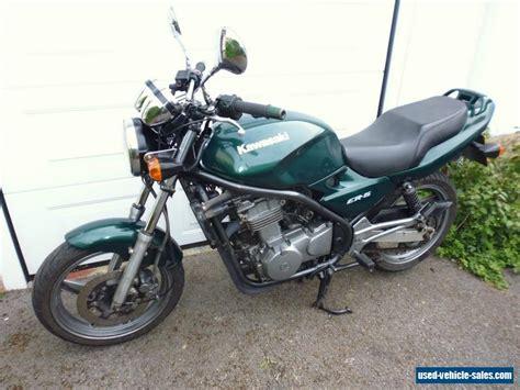 1999 Kawasaki Er500 For Sale In The United Kingdom
