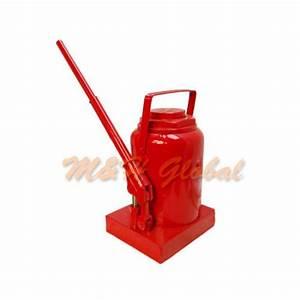 Manual Hydraulic Bottle Jack 50 Ton  100 000lb  Capacity