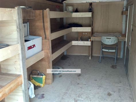 2008haulmarkenclosed16trailerwithcustomshelving