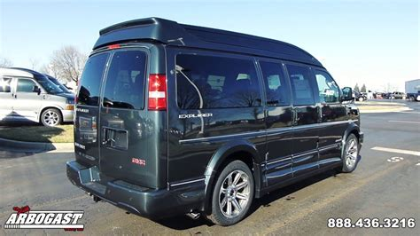 2017 Explorer Conversion Van Gmc Savana