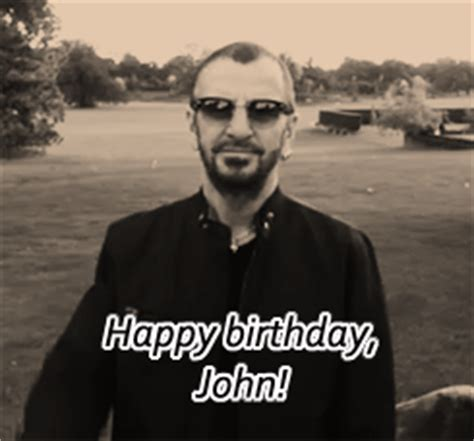 happy birthday john gifs find share  giphy