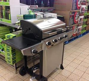 Gas Grill Aldi : stainless steel gas grill 4 burners at aldi for ~ Kayakingforconservation.com Haus und Dekorationen