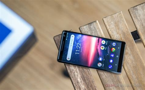 android pie for nokia 8 sirocco will bring arcore support and improved gsm arena