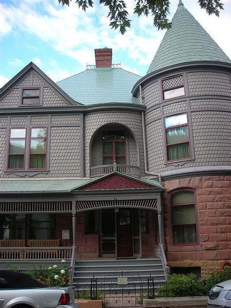 House Deadwood by Front Of House Buildings I South Dakota
