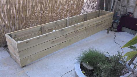 construire un bac en bois obasinc