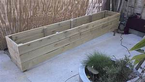 Bac Rectangulaire Pour Bambou : grande jardini re rectangulaire pas cher gite pompadour ~ Nature-et-papiers.com Idées de Décoration