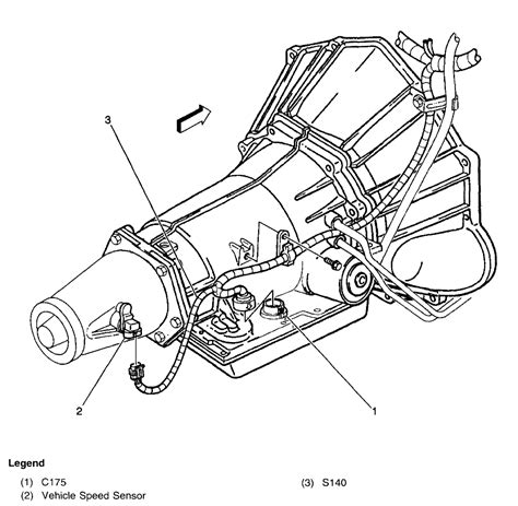 92 Chevy 1500 Transmission Diagram by I A 1998 Chevy S 10 4x4 With A 4 3 Engine The
