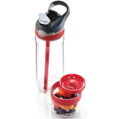 contigo 26 oz ashland autospout water bottle and infuser