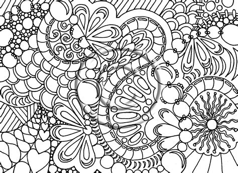 Difficult Coloring Page 29760,