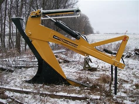 Gold Digger Tile Plow by Bigiron