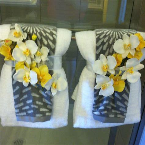 Bathroom Towels Decoration Ideas by Decorative Bathroom Towels Diy Bathroom Towel Decor
