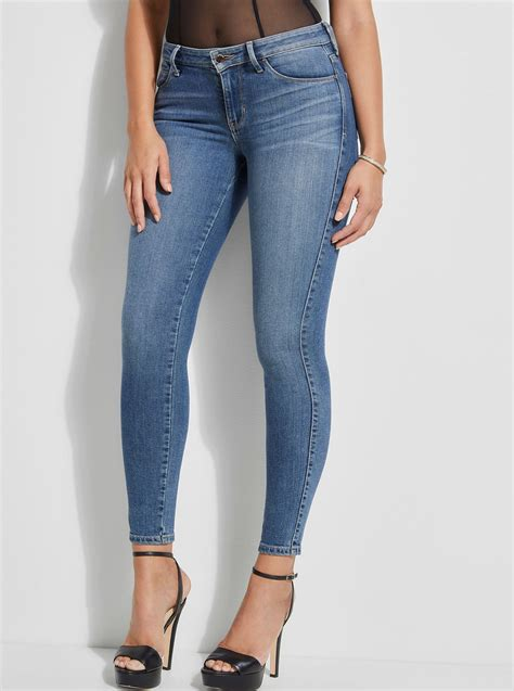 Soft Luxe Sexy Curve Skinny Jeans