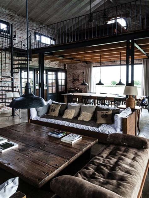 historic railway shed  argentina  converted