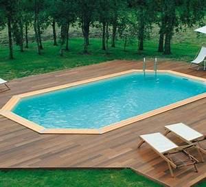Piscine A Enterrer : kit piscine zodiac azteck la piscine enterr e ovale de ~ Zukunftsfamilie.com Idées de Décoration