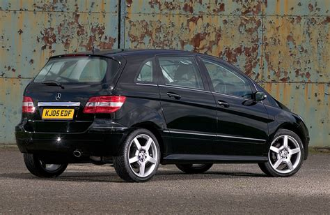 Review Mercedes B Class by Mercedes B Class Hatchback Review 2005 2011 Parkers