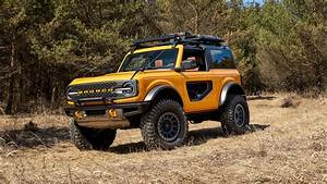 New 2021 Ford Bronco off-roader: specs, video and full details | Auto Express