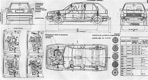 Dimensions Golf 5 : gti blueprints kinda ~ Medecine-chirurgie-esthetiques.com Avis de Voitures