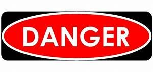 Danger Sign - Cliparts.co