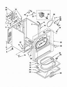 Kenmore Model 11061202011 Residential Dryer Genuine Parts