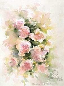 Comment Faire Du Rose En Peinture : comment on fait du rose en peinture top les roses tude ~ Melissatoandfro.com Idées de Décoration