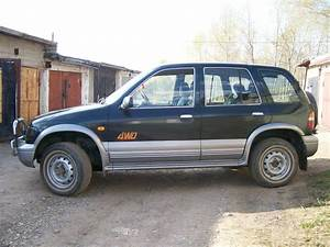 1997 Kia Sportage Pictures  2 0l   Gasoline  Manual For Sale