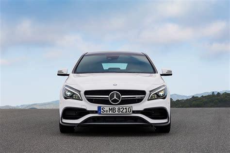 2017 Mercedes Benz Cla Class Blue 200 Interior And