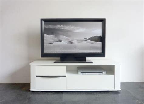 miroir mural chambre meuble tv blanc laqué bercy