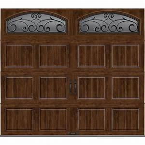 clopay gallery collection 8 ft x7 ft 184 r value With 8 ft insulated garage door