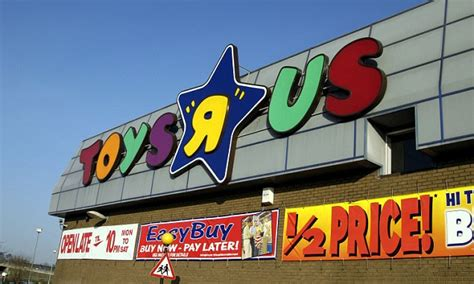 Toys R Us Could Go Bust Tomorrow