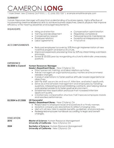 To Civilian Resume Template by Veteran Resume Exles To Civilian