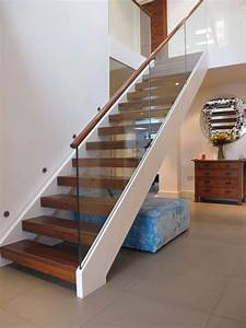 Handrails For Stairs Staircase Contemporary With Wall Art