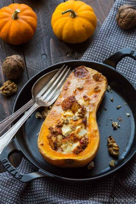 cuisiner un butternut les 25 meilleures idées de la catégorie butternut farcie