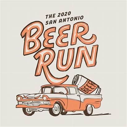 Beer Run Antonio San Via