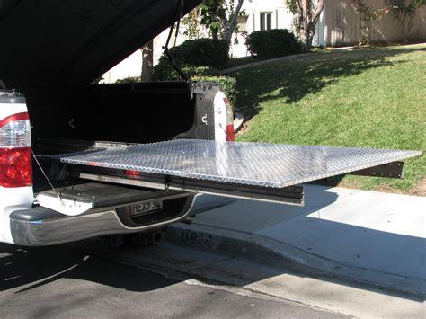 truck bed  plans garagewoodshop truck bed