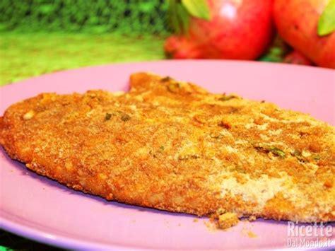 Come Cucinare Il Persico Al Forno by Pesce Persico Impanato Al Forno Ricettedalmondo It